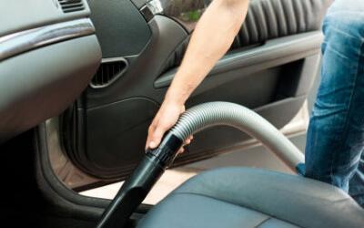 Tipps zur richtigen Autoinnenreinigung vom Profi