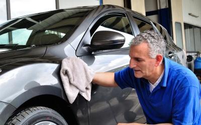 Auto Polieren einfache Anleitung